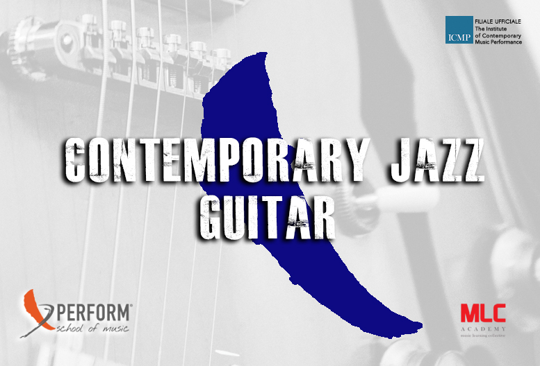 Contemporary Jazz Guitar - formazione e-learning