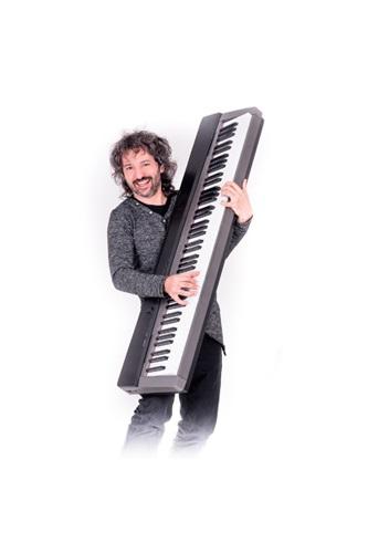 Paolo Gambino - Rubrica: Live keyboards setup: tastiere e loro set up dal vivo secondo Paolo Gambino
