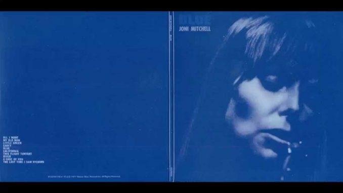 Joni Mitchell - Blue Album