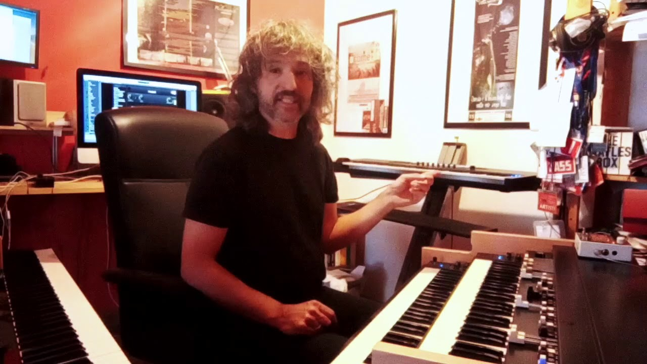 Paolo Gambino - Live Keyboards Setup n.05