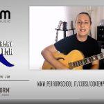 Contemporary Jazz Guitar Alessandro Liccardo