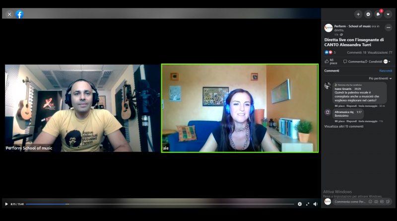 Open day live - Alessandra Turri & Alex Bonacci