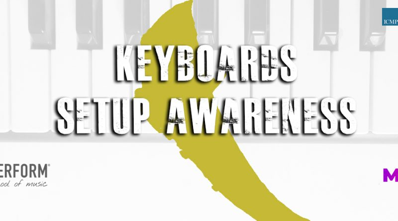 KEYBOARDS SETUP AWARENESS